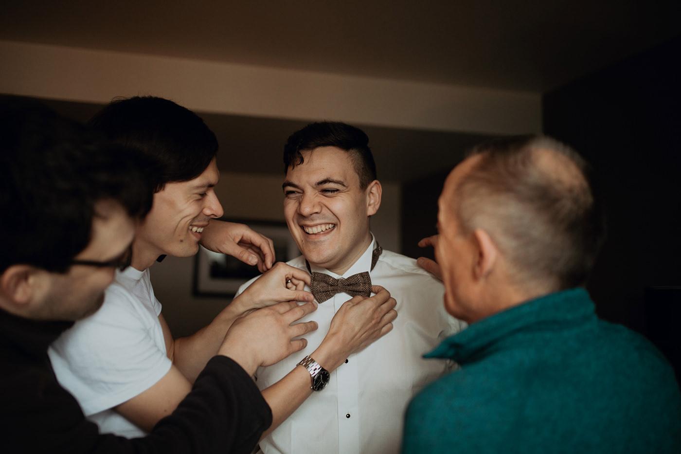 Ślub w Norwegii - reportaż ślubny Joanny i Adama 18