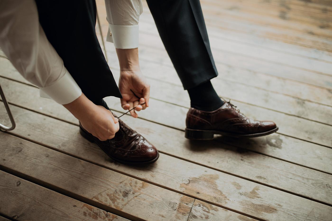 Ślub w Norwegii - reportaż ślubny Joanny i Adama 20