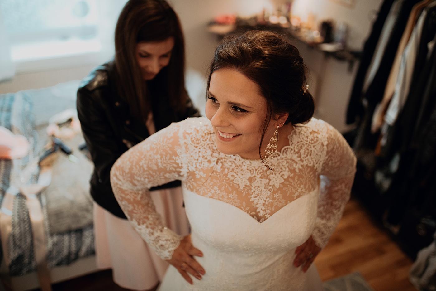 Ślub w Norwegii - reportaż ślubny Joanny i Adama 26