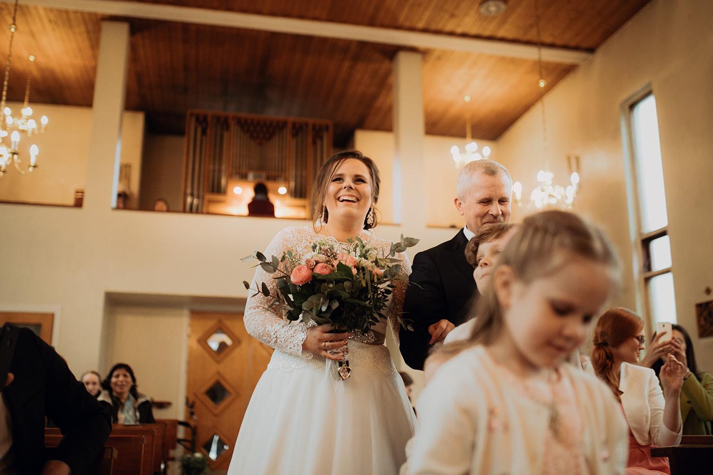 Ślub w Norwegii - reportaż ślubny Joanny i Adama 34