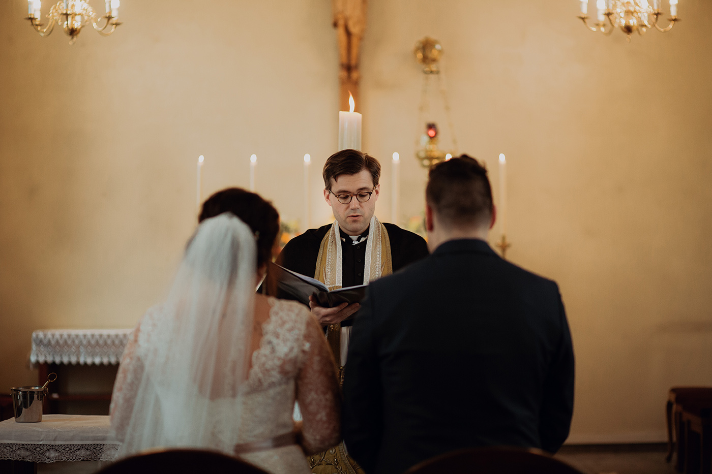 Ślub w Norwegii - reportaż ślubny Joanny i Adama 36