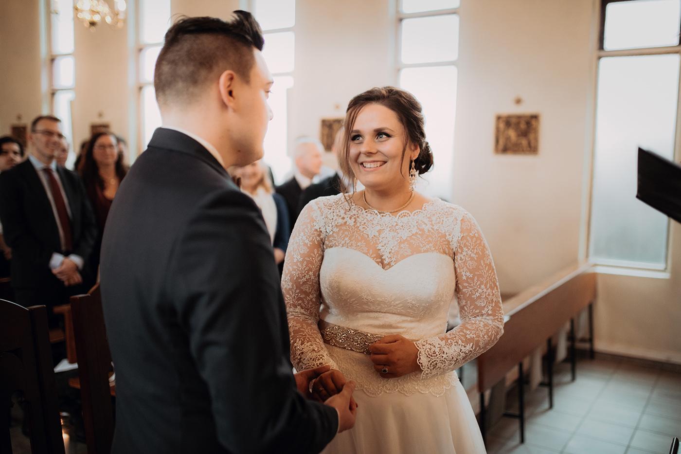 Ślub w Norwegii - reportaż ślubny Joanny i Adama 37