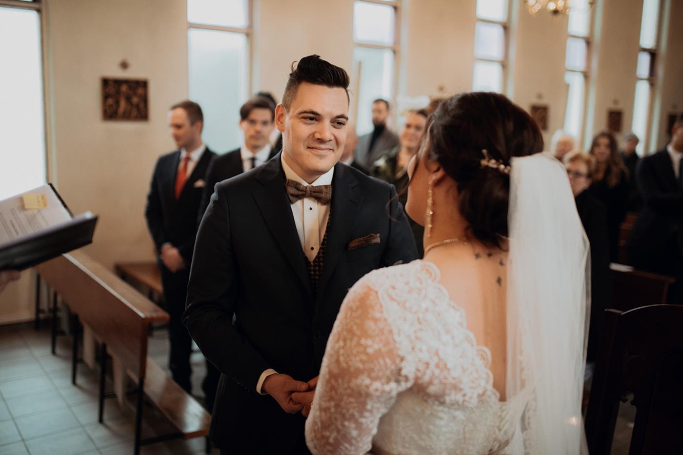 Ślub w Norwegii - reportaż ślubny Joanny i Adama 39