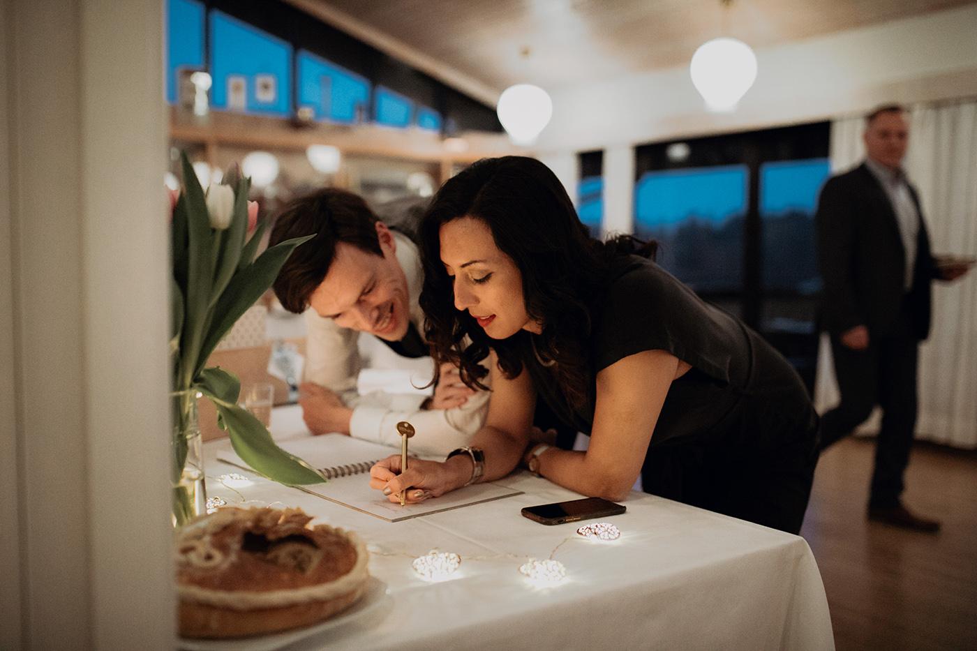 Ślub w Norwegii - reportaż ślubny Joanny i Adama 51
