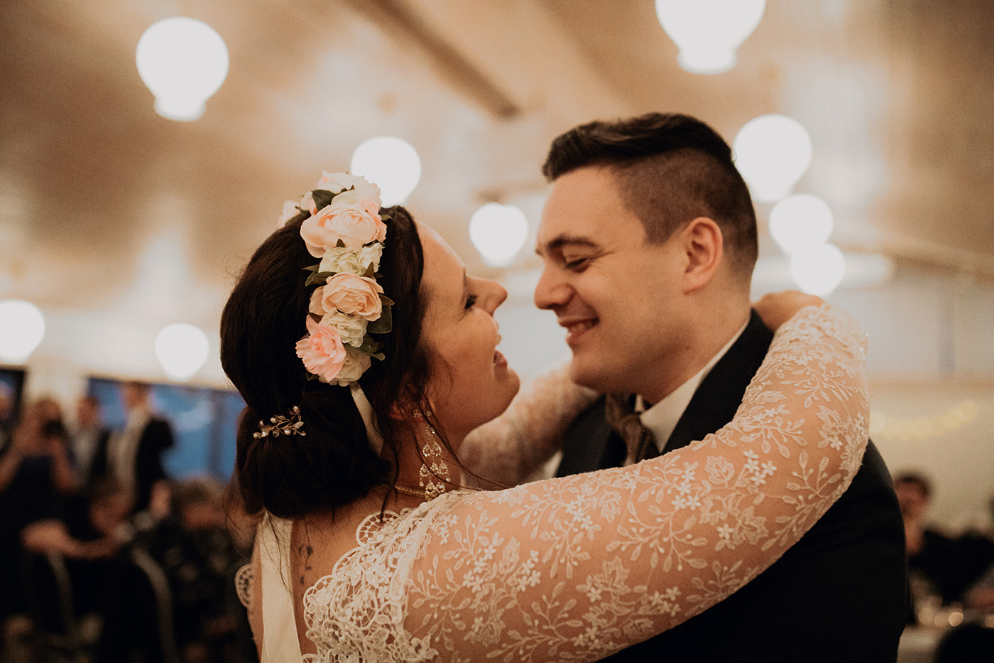 Ślub w Norwegii - reportaż ślubny Joanny i Adama 52