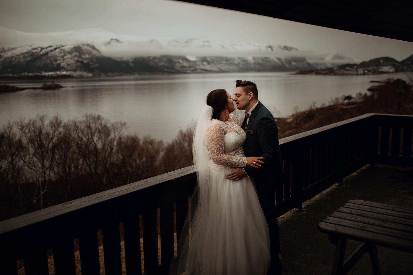 Ślub w Norwegii - reportaż ślubny Joanny i Adama 55
