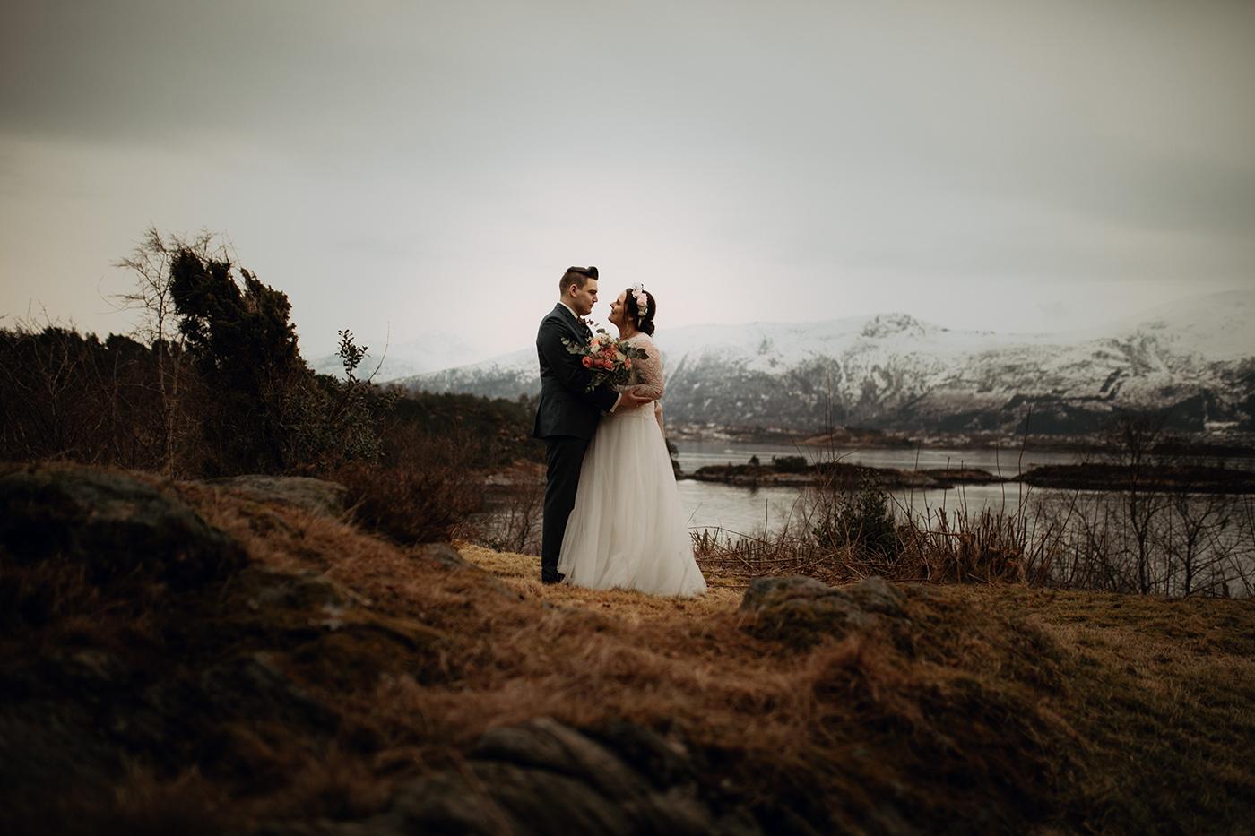 Ślub w Norwegii - reportaż ślubny Joanny i Adama 56