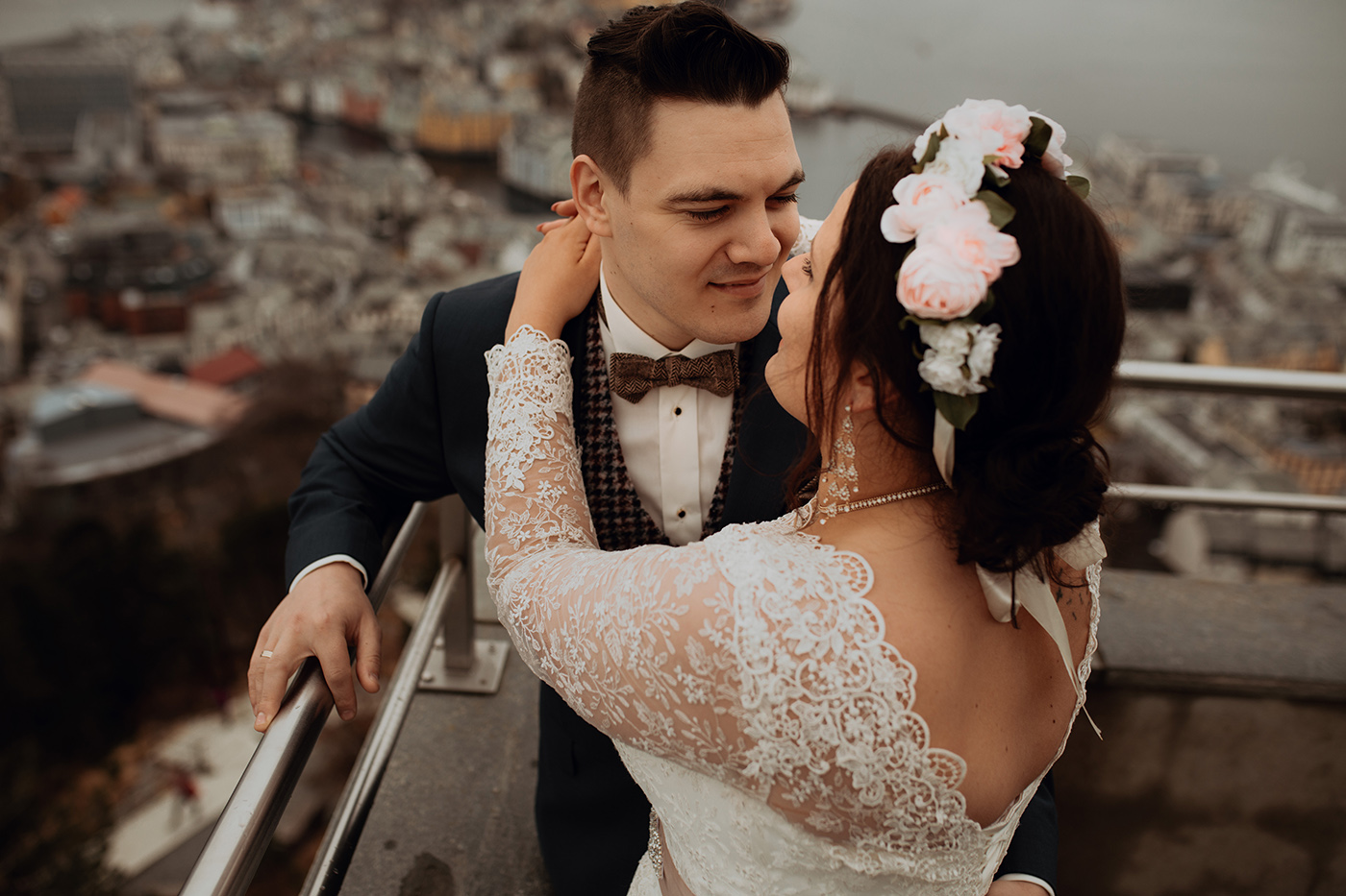 Ślub w Norwegii - reportaż ślubny Joanny i Adama 57