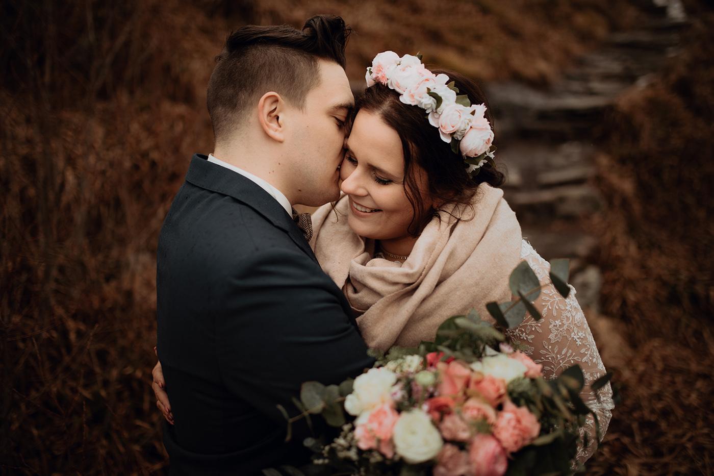 Ślub w Norwegii - reportaż ślubny Joanny i Adama 58
