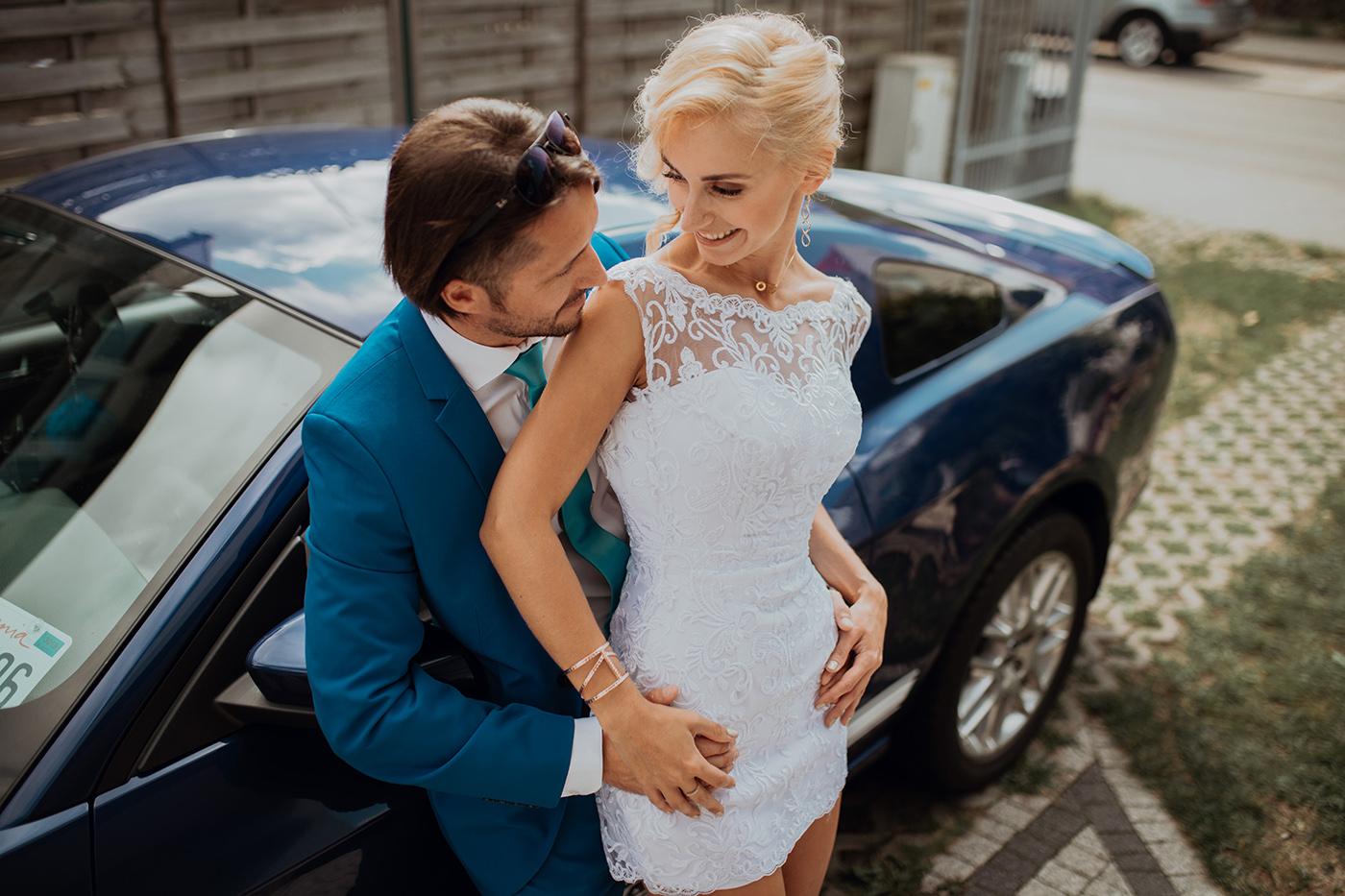 Ślub na plaży w Sopocie - Basia i Marcin 12