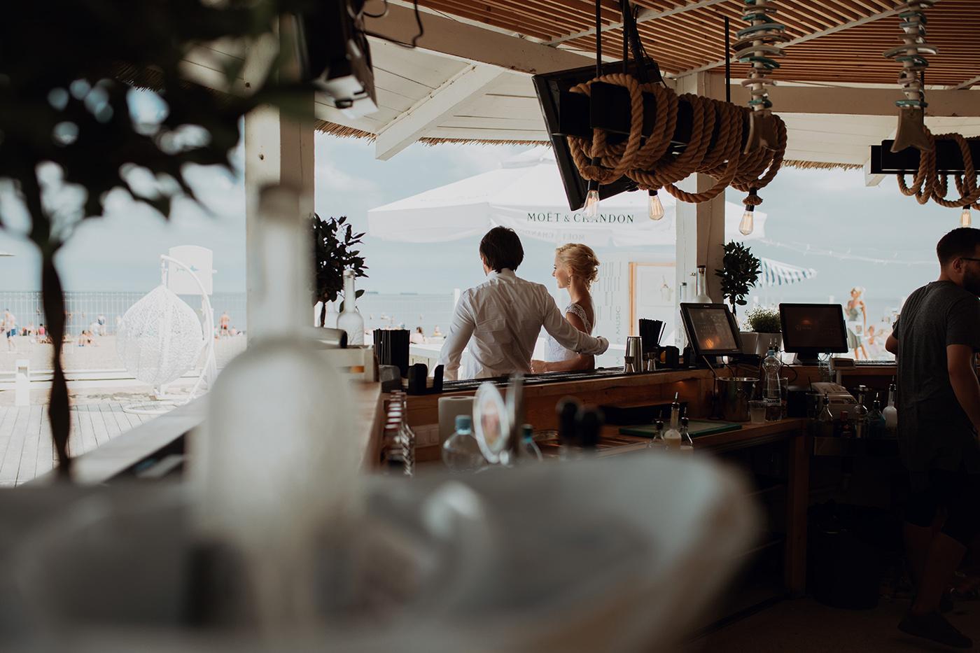 Ślub na plaży w Sopocie - Basia i Marcin 18
