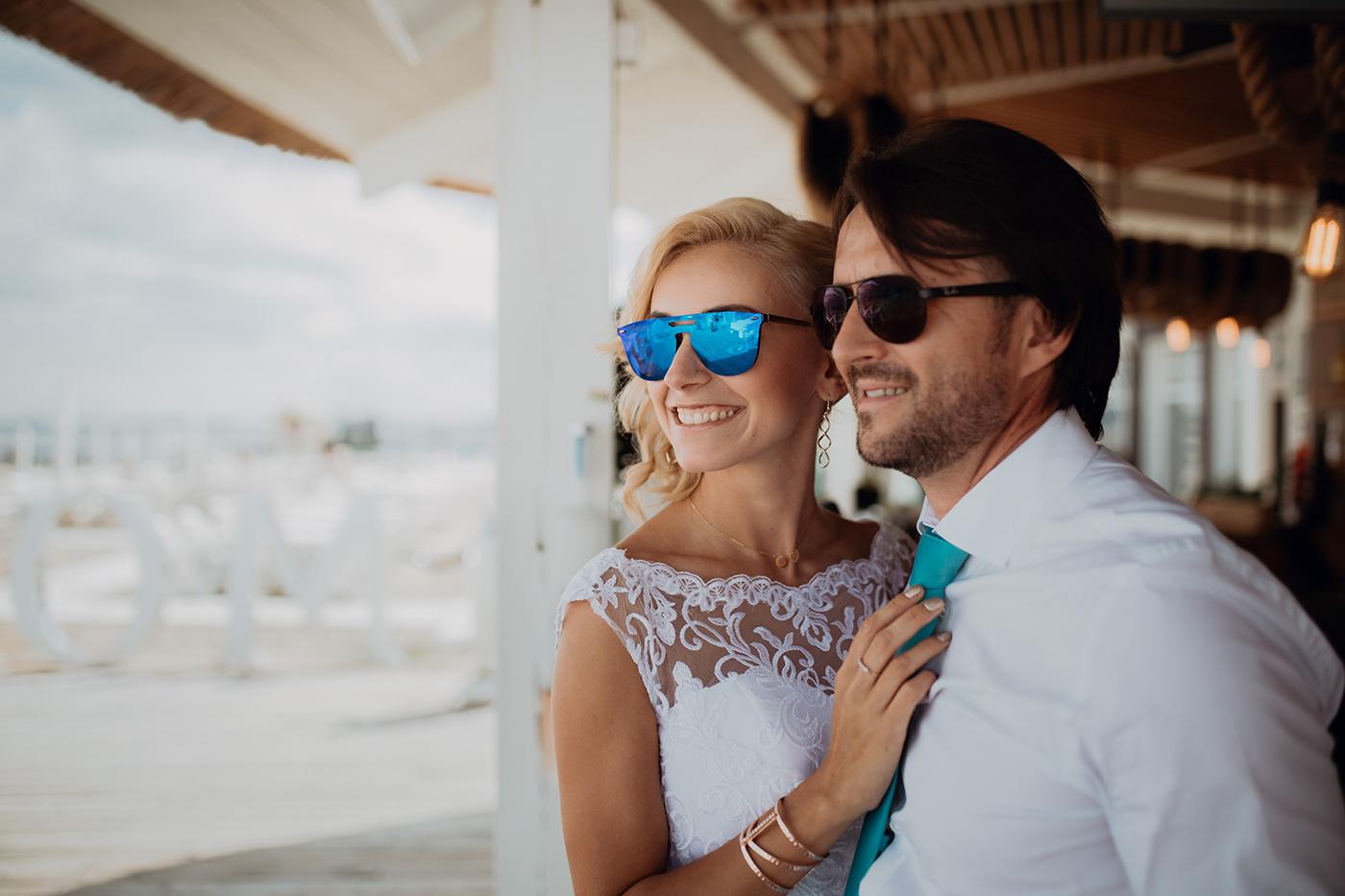 Ślub na plaży w Sopocie - Basia i Marcin 19