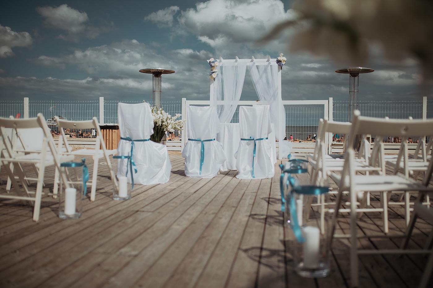 Ślub na plaży w Sopocie - Basia i Marcin 24