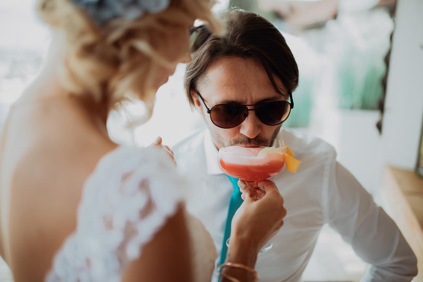 Ślub na plaży w Sopocie - Basia i Marcin 25