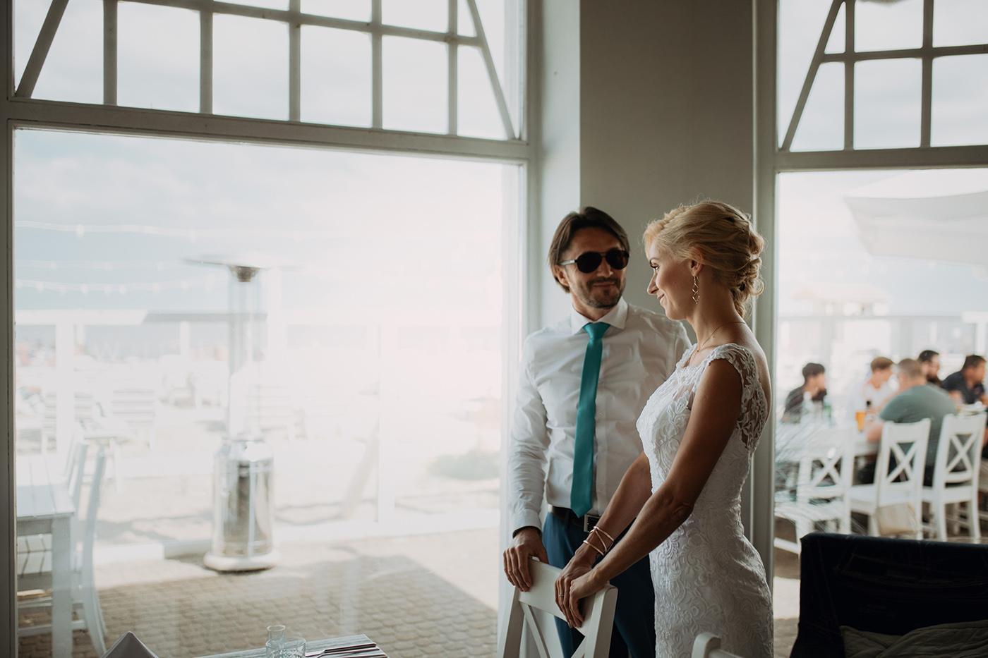 Ślub na plaży w Sopocie - Basia i Marcin 36