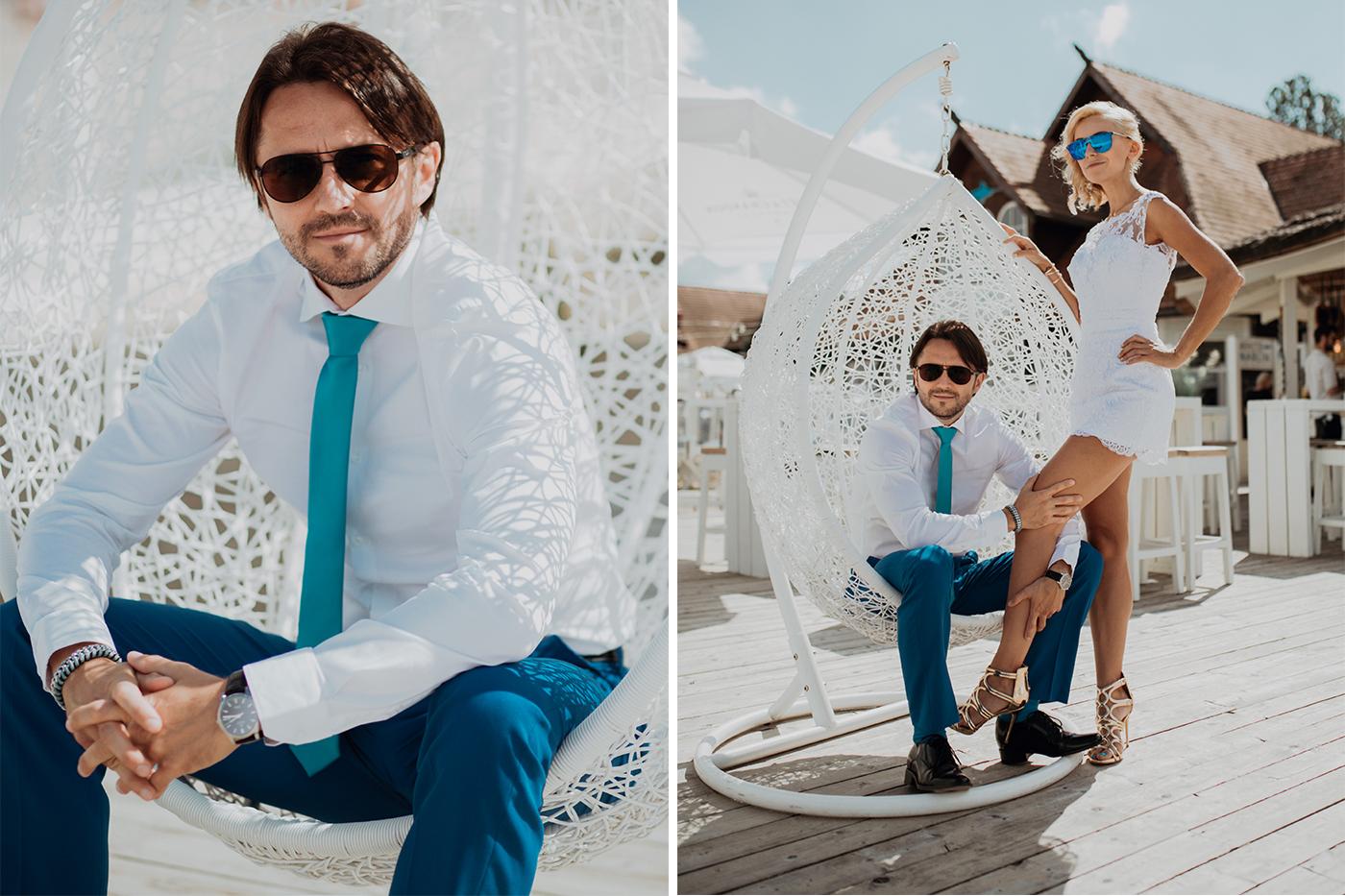 Ślub na plaży w Sopocie - Basia i Marcin 37