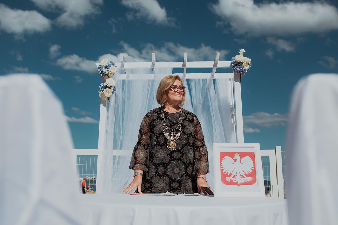 Ślub na plaży w Sopocie - Basia i Marcin 43