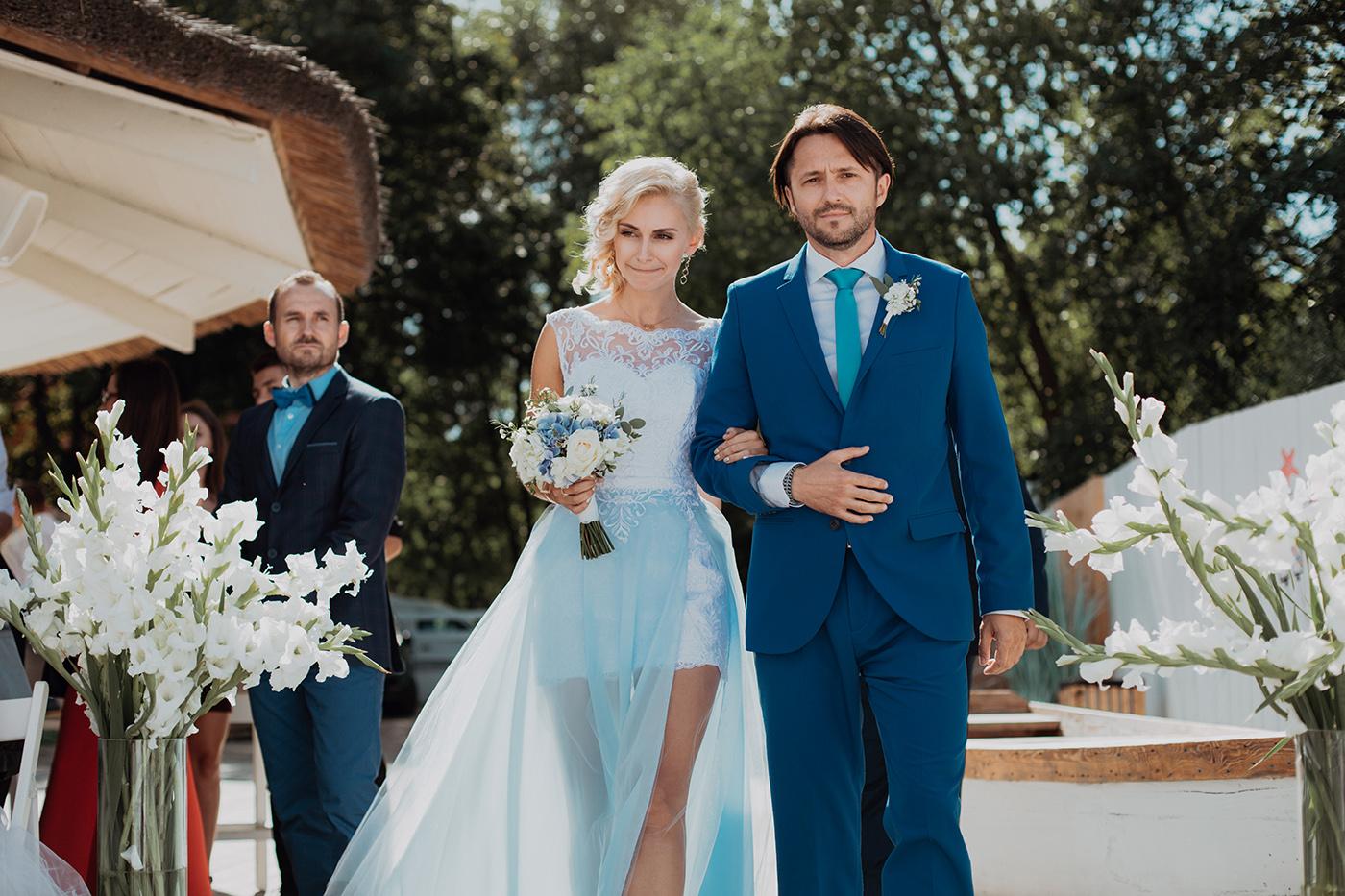 Ślub na plaży w Sopocie - Basia i Marcin 44