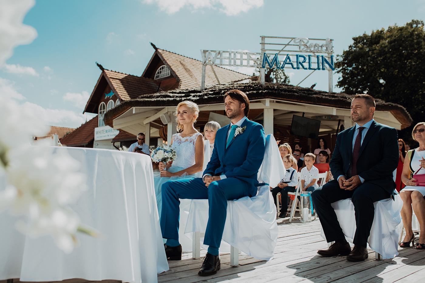 Ślub na plaży w Sopocie - Basia i Marcin 46