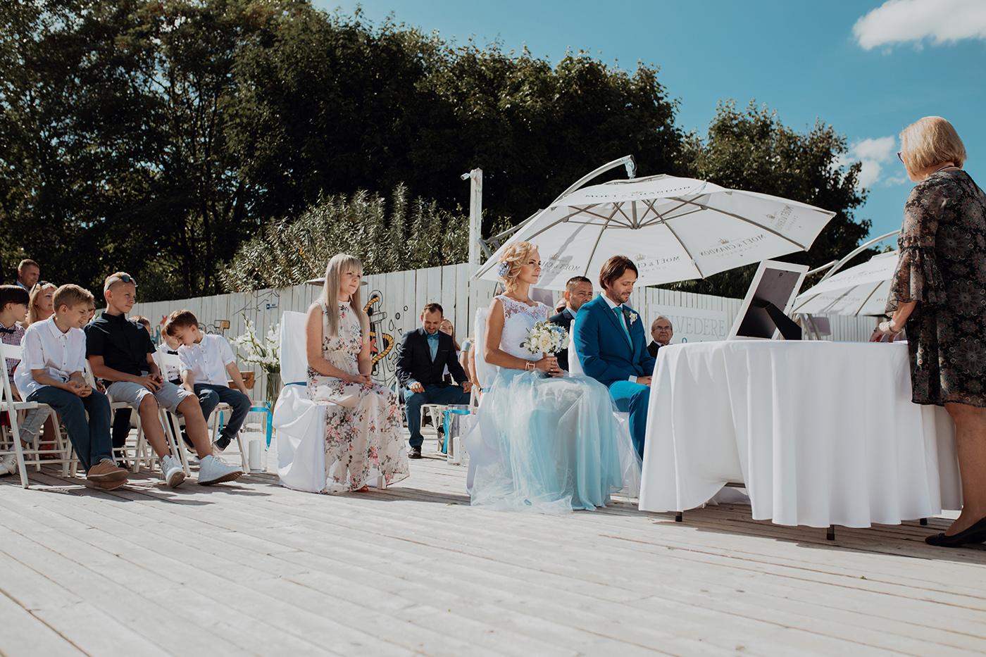 Ślub na plaży w Sopocie - Basia i Marcin 47