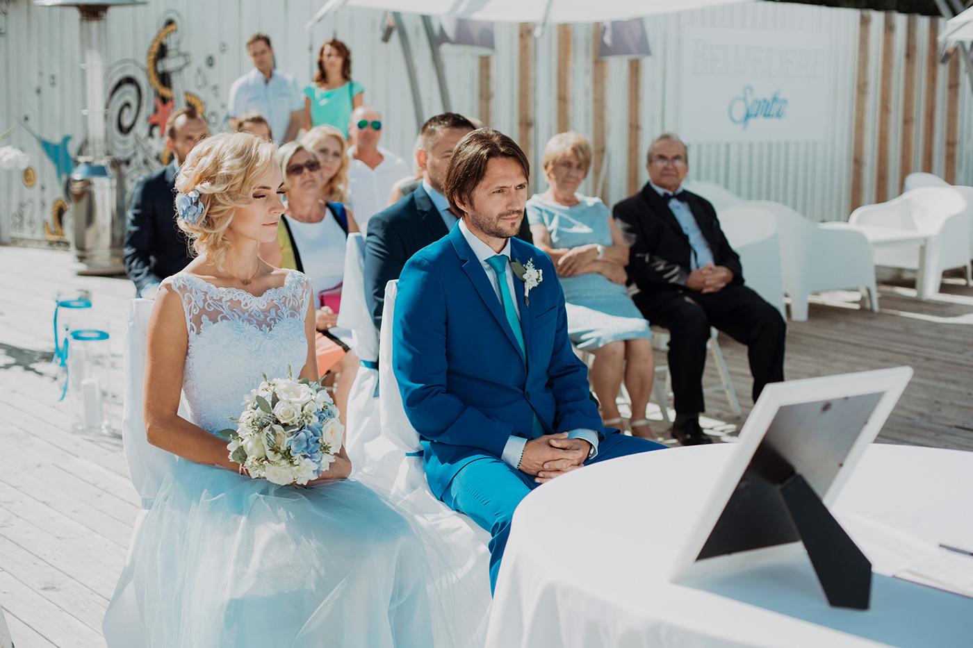 Ślub na plaży w Sopocie - Basia i Marcin 50