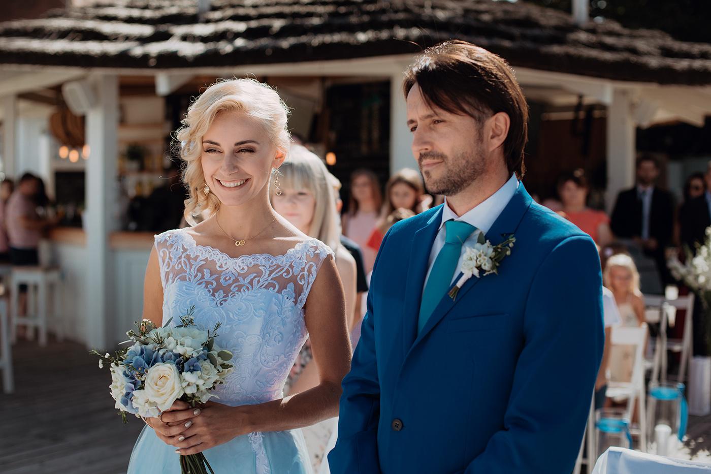 Ślub na plaży w Sopocie - Basia i Marcin 51