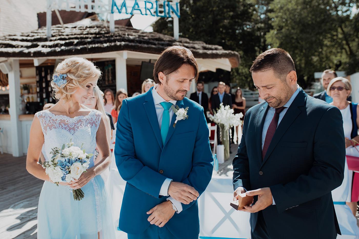 Ślub na plaży w Sopocie - Basia i Marcin 53