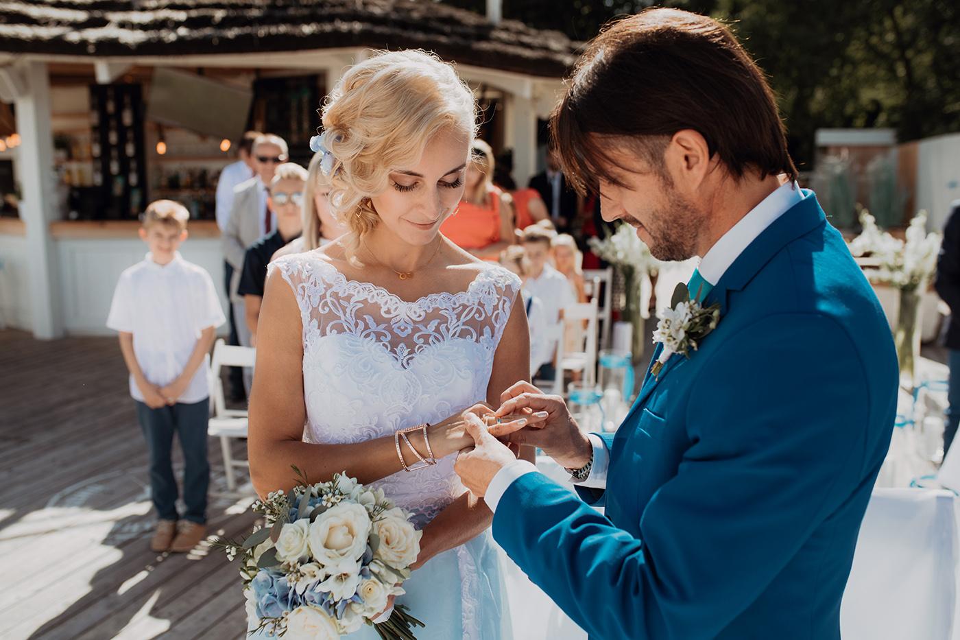 Ślub na plaży w Sopocie - Basia i Marcin 54
