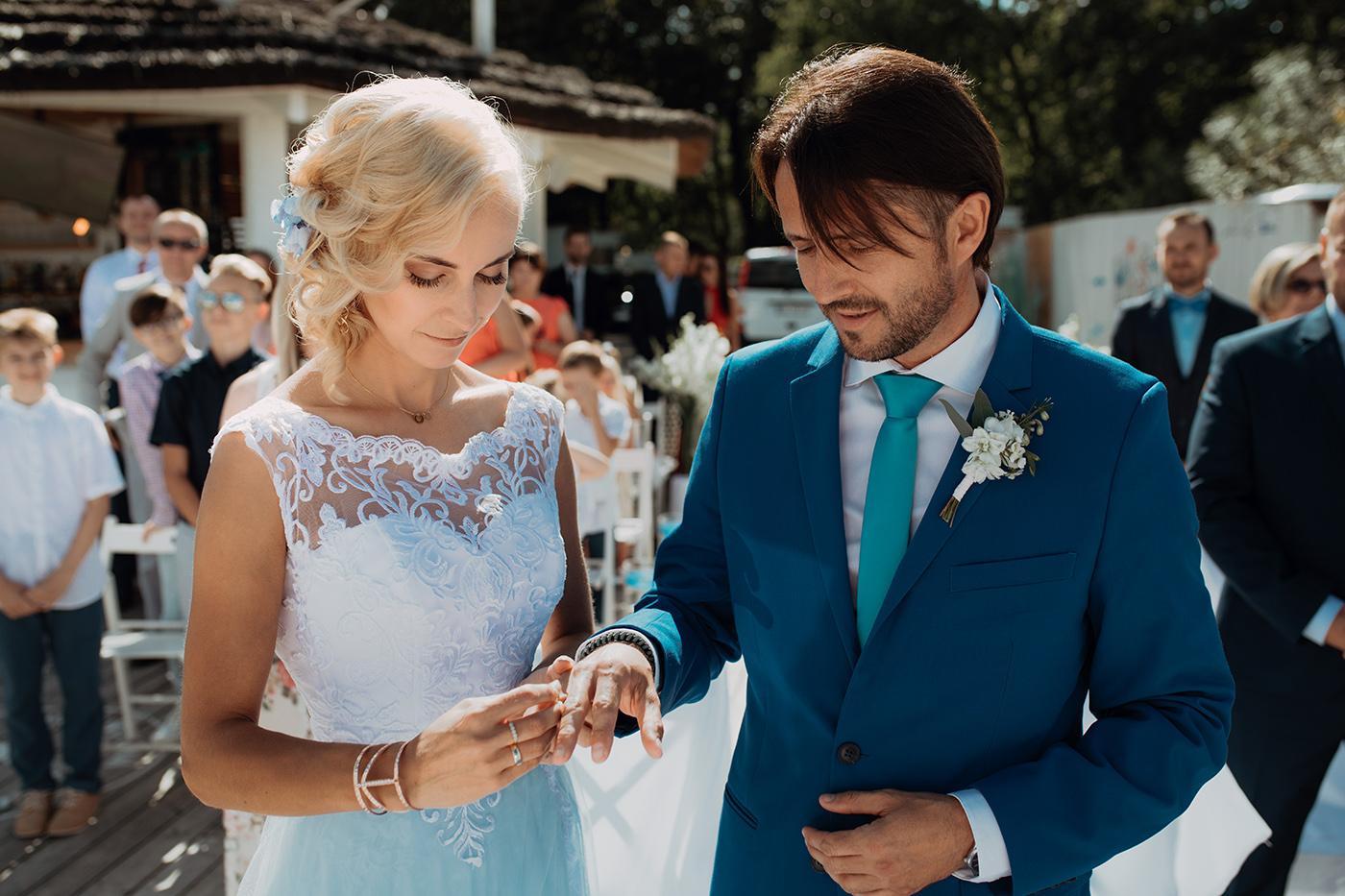 Ślub na plaży w Sopocie - Basia i Marcin 55
