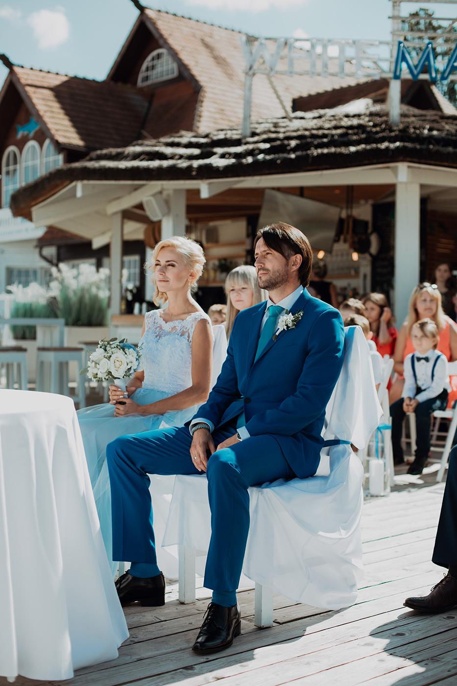 Ślub na plaży w Sopocie - Basia i Marcin 56