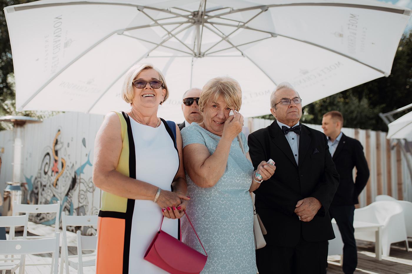 Ślub na plaży w Sopocie - Basia i Marcin 61