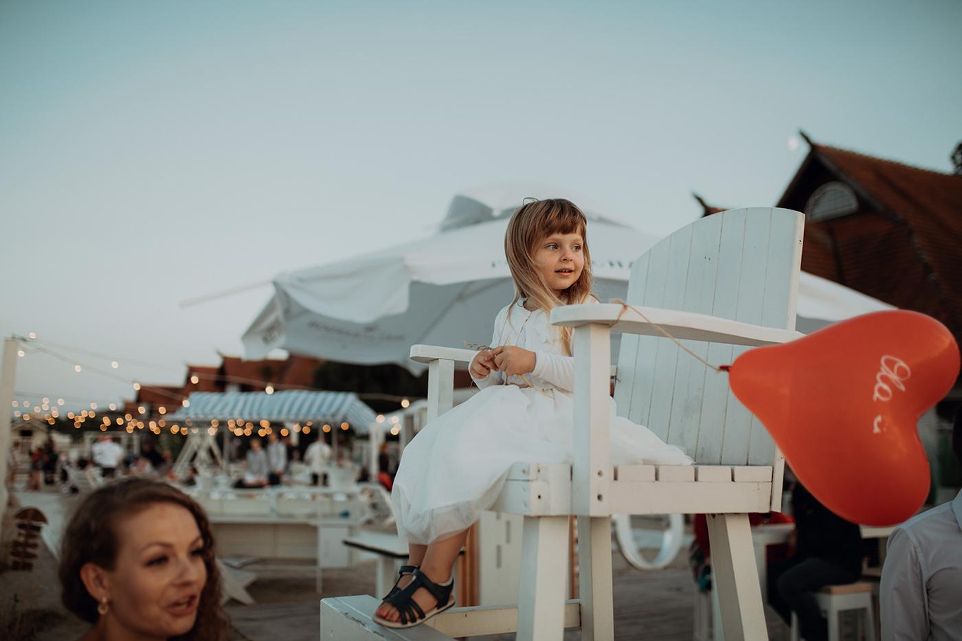 Ślub na plaży w Sopocie - Basia i Marcin 80