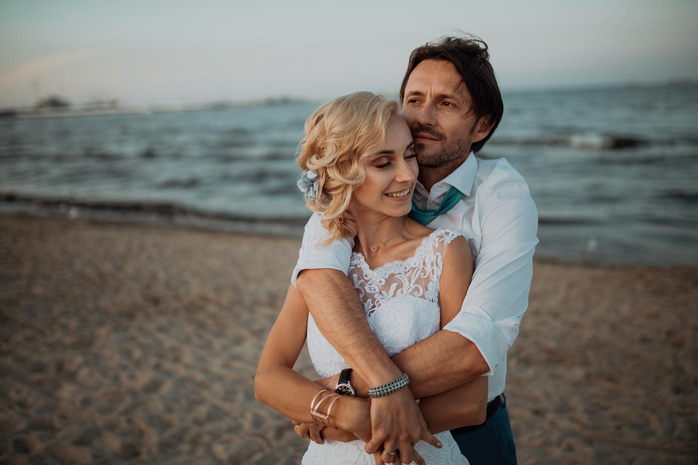 Ślub na plaży w Sopocie - Basia i Marcin 83