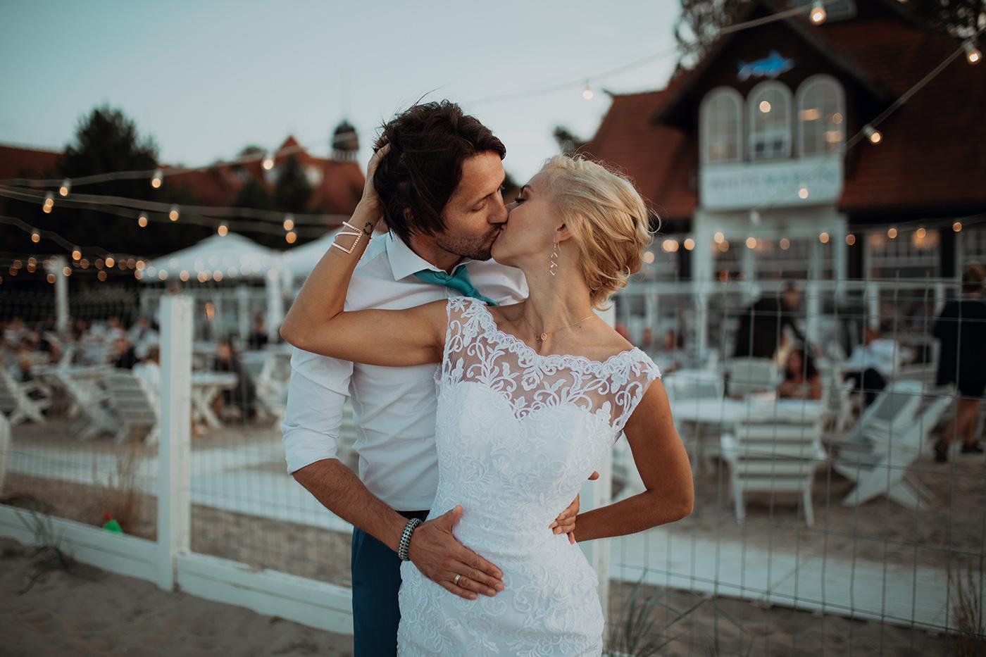 Ślub na plaży w Sopocie - Basia i Marcin 84