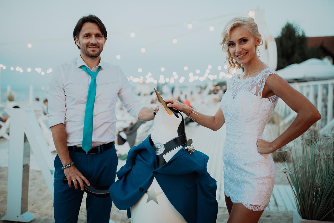 Ślub na plaży w Sopocie - Basia i Marcin 86