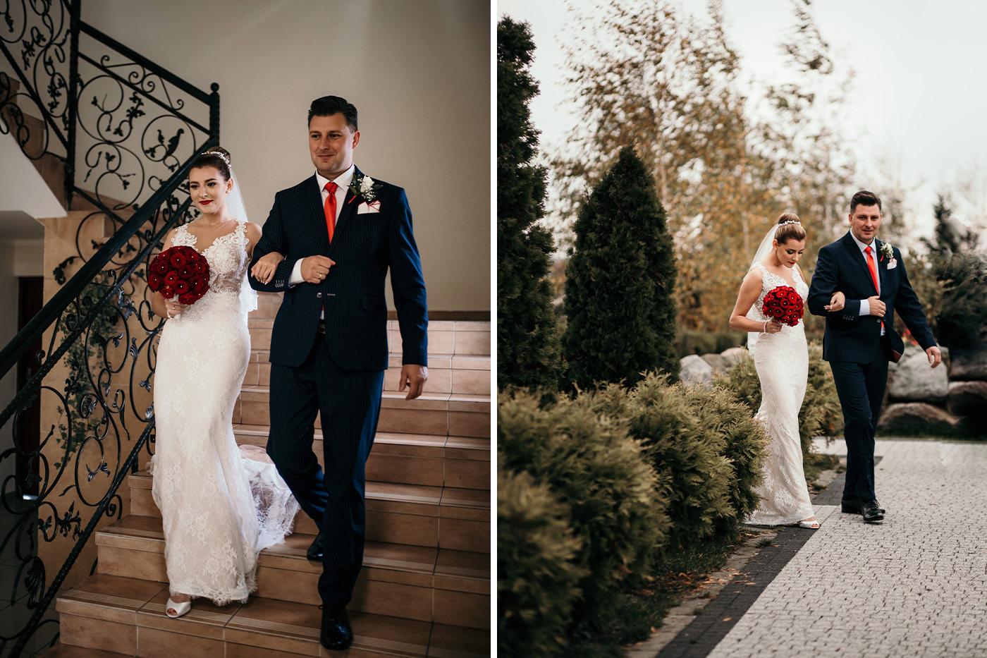 Ślub w Rezydencji Victoria - historia Julii i Stiana 21