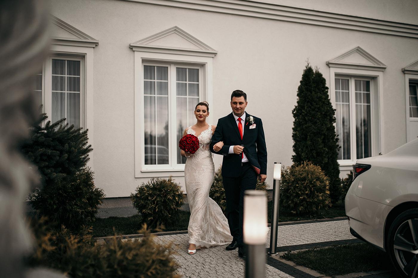 Ślub w Rezydencji Victoria - historia Julii i Stiana 22