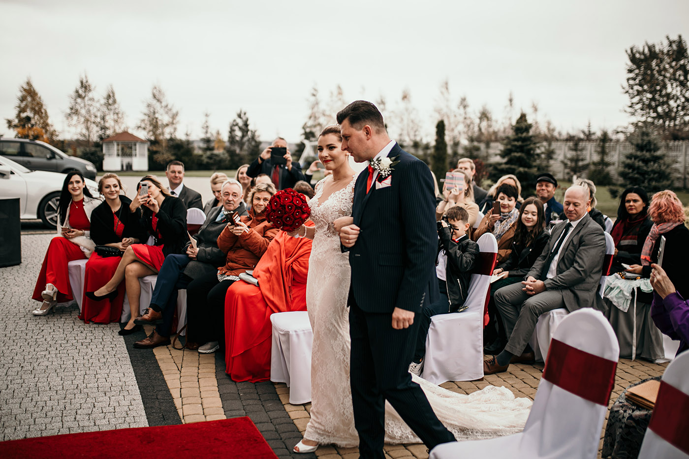 Ślub w Rezydencji Victoria - historia Julii i Stiana 24