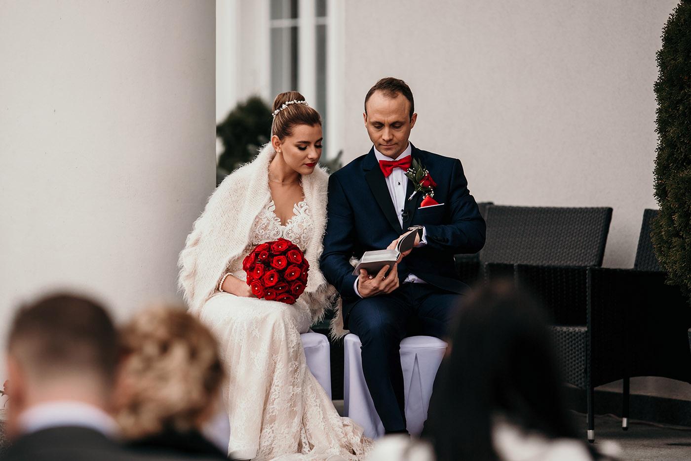 Ślub w Rezydencji Victoria - historia Julii i Stiana 26