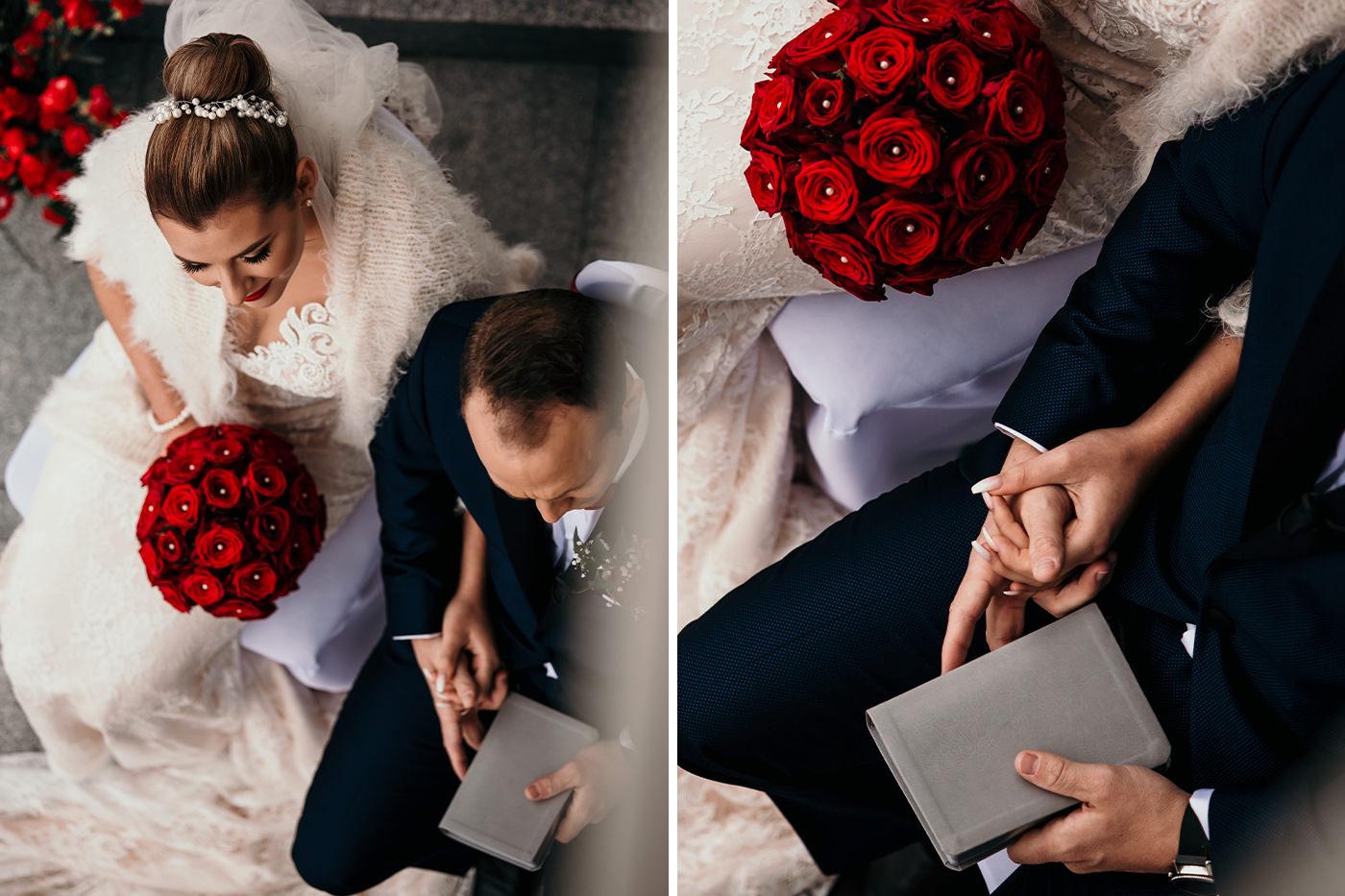 Ślub w Rezydencji Victoria - historia Julii i Stiana 27