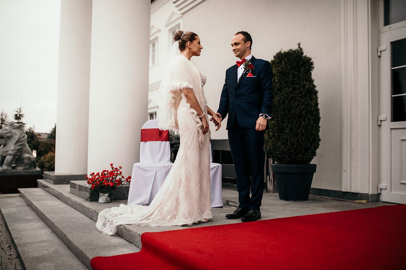 Ślub w Rezydencji Victoria - historia Julii i Stiana 33