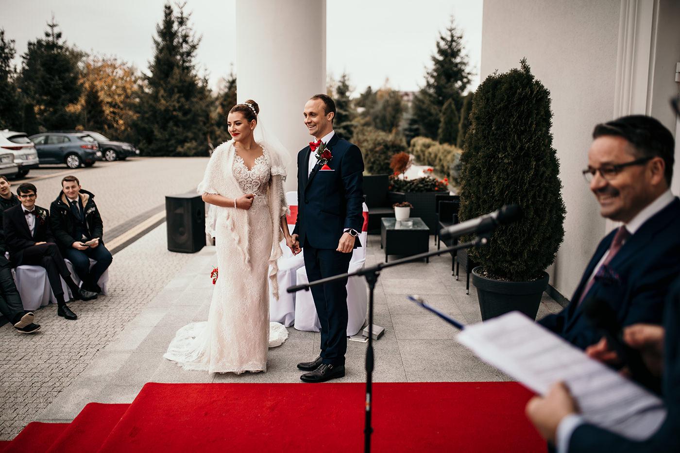 Ślub w Rezydencji Victoria - historia Julii i Stiana 34