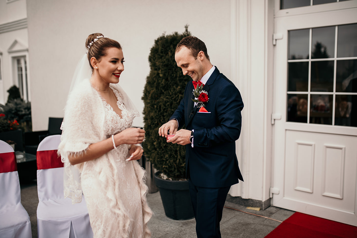 Ślub w Rezydencji Victoria - historia Julii i Stiana 37