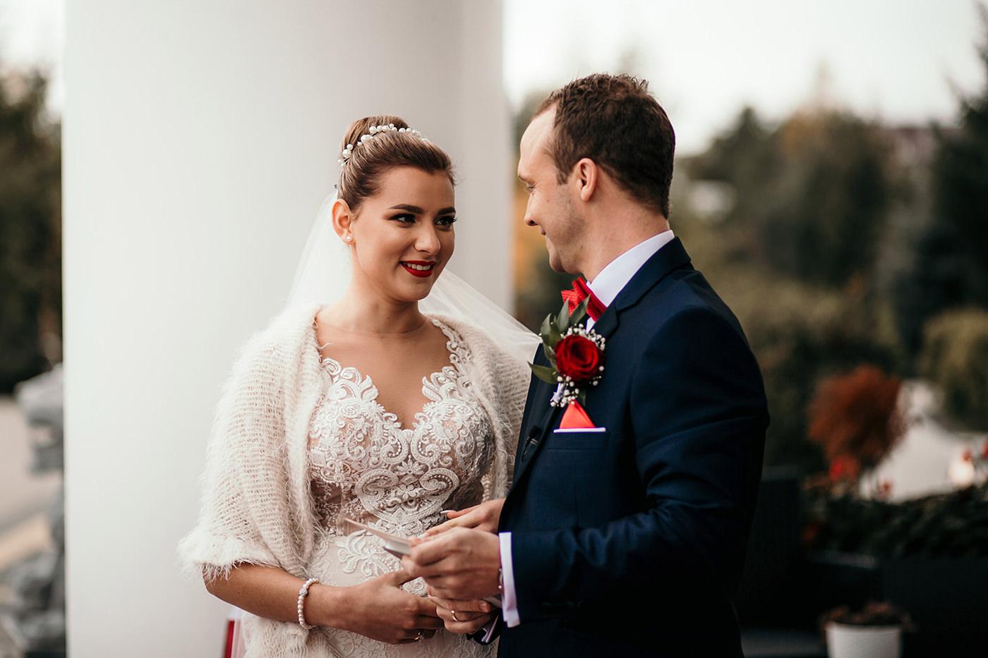 Ślub w Rezydencji Victoria - historia Julii i Stiana 40