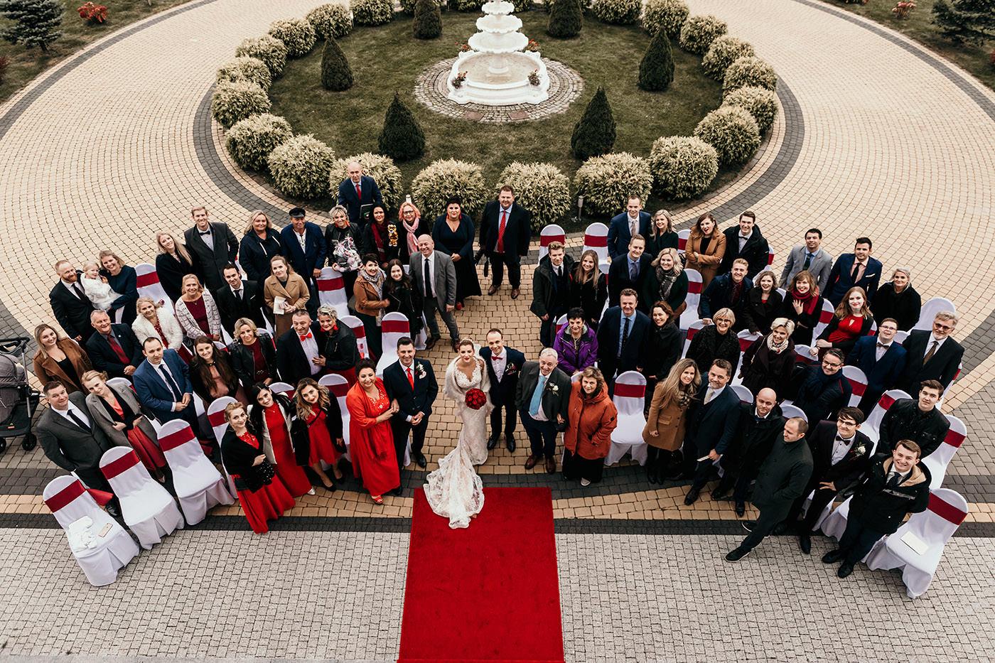 Ślub w Rezydencji Victoria - historia Julii i Stiana 41