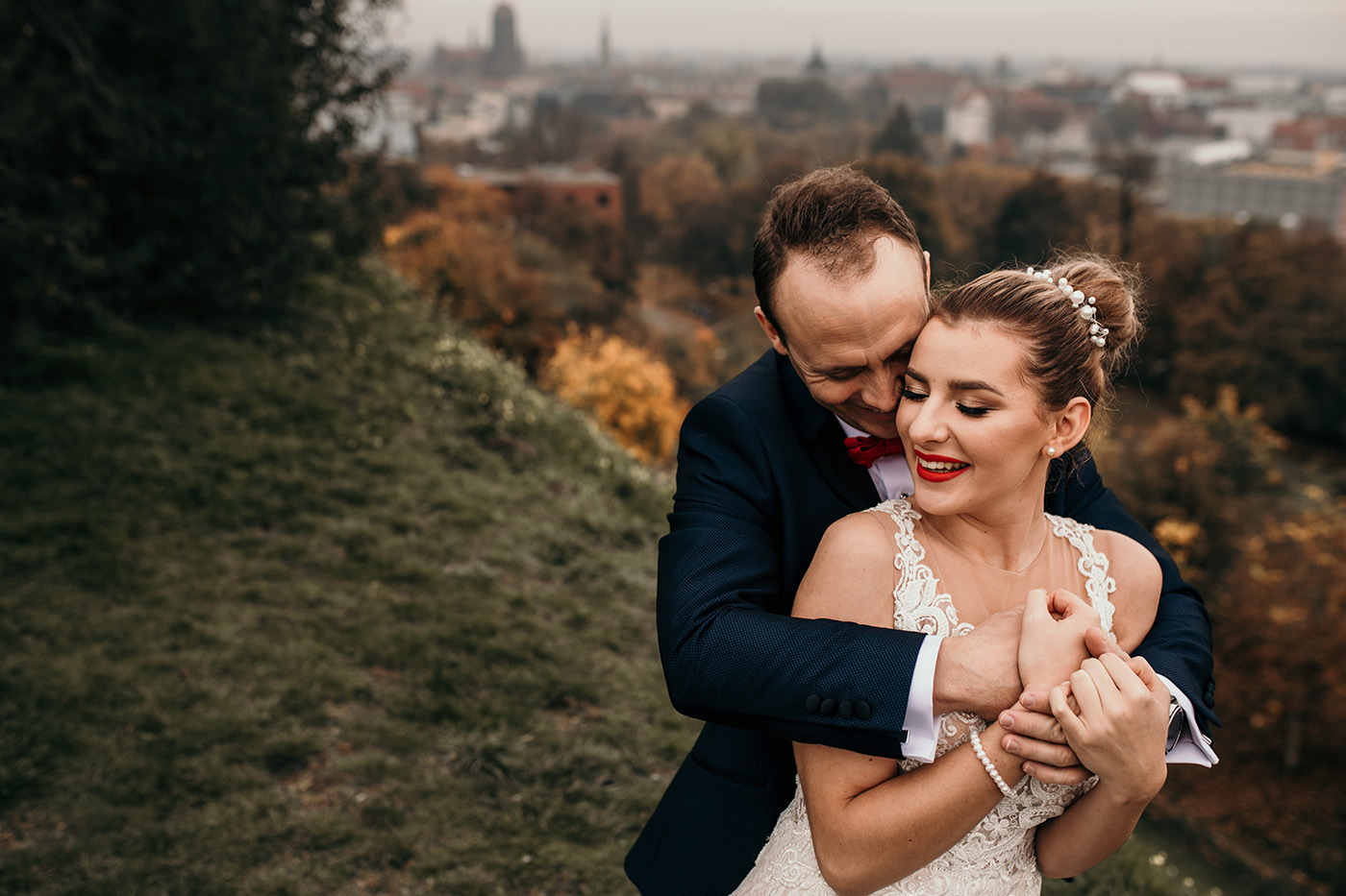Ślub w Rezydencji Victoria - historia Julii i Stiana 83