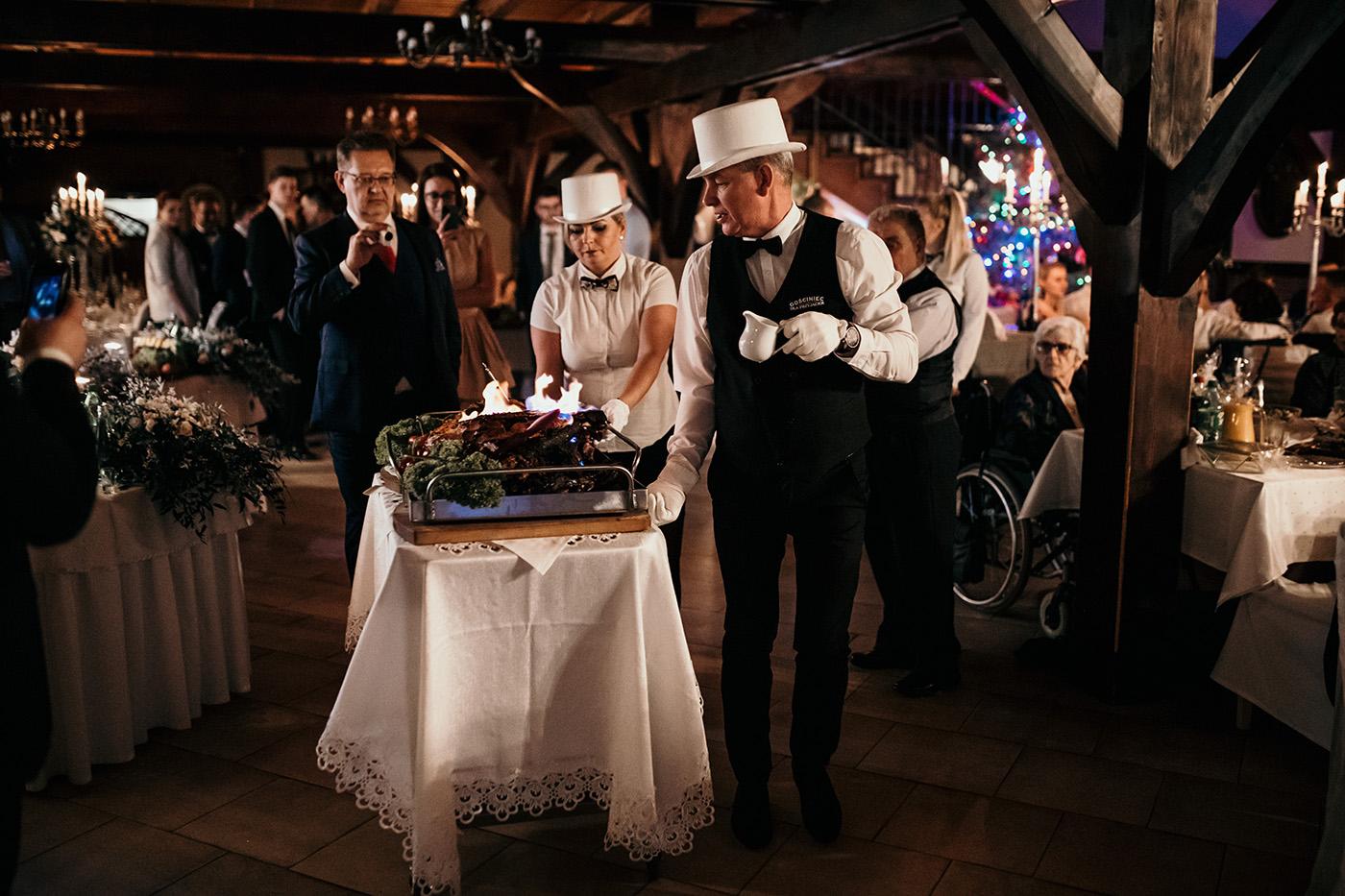 Ślub w Gościńcu Dla Przyjaciół - historia Asi i Konrada 115