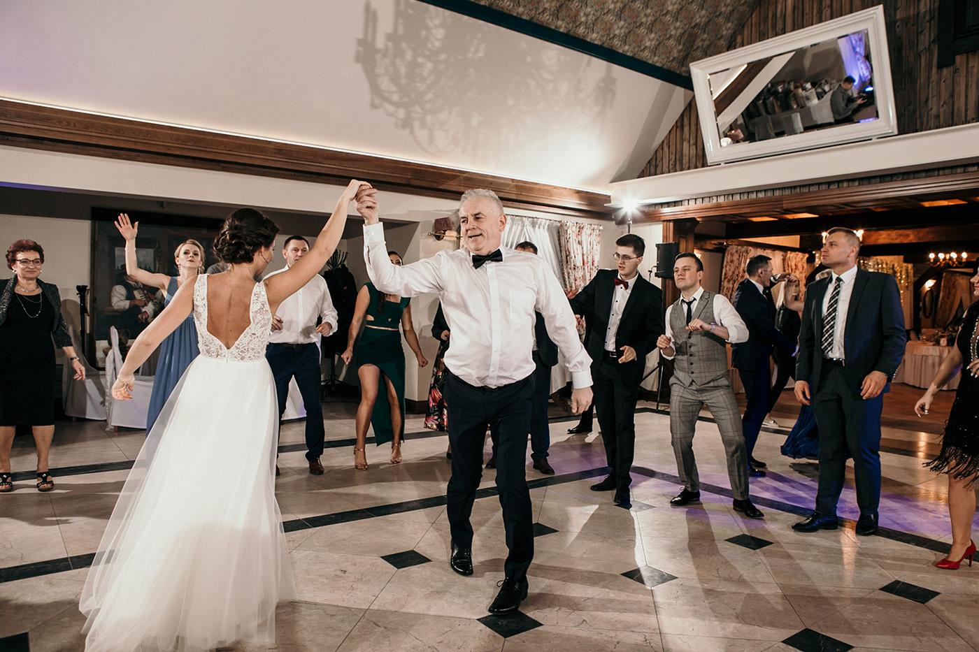 Ślub w Gościńcu Dla Przyjaciół - historia Asi i Konrada 122