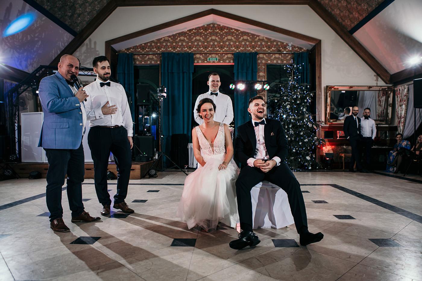 Ślub w Gościńcu Dla Przyjaciół - historia Asi i Konrada 132