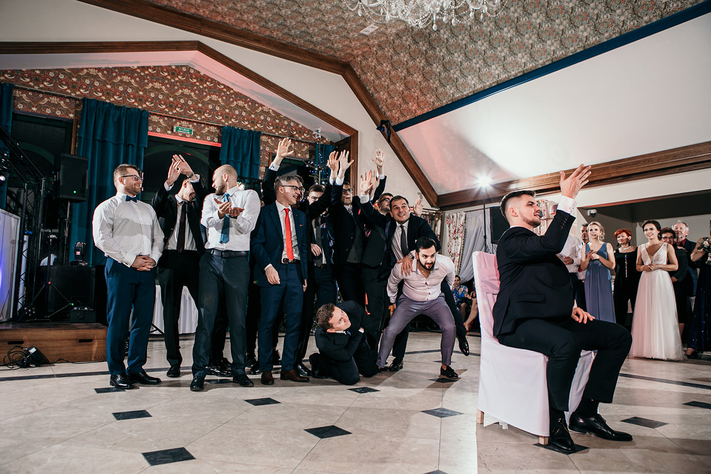 Ślub w Gościńcu Dla Przyjaciół - historia Asi i Konrada 134